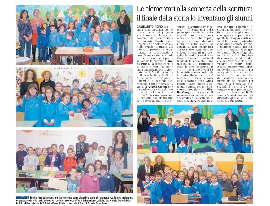 Giornale di Arona 14/11/2014