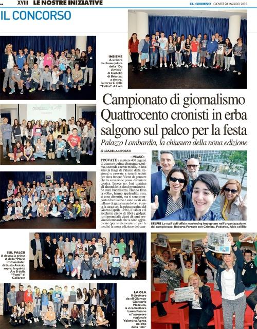 Campionato di giornalismo 1