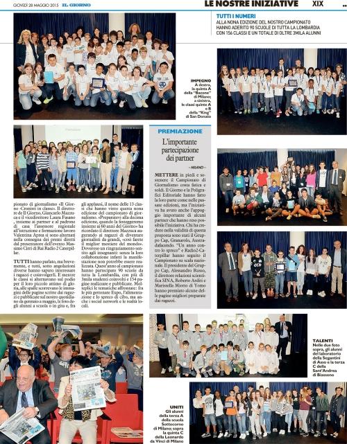 Campionato di giornalismo 2